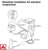 Kit Viva voz Globalstar GSP1700 - GIK-1700