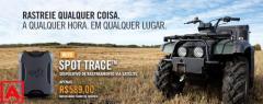 Rastreador Via Satelite SpotTrace - Globalstar
