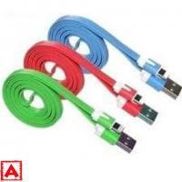 Cabo USB para smartphone colorido